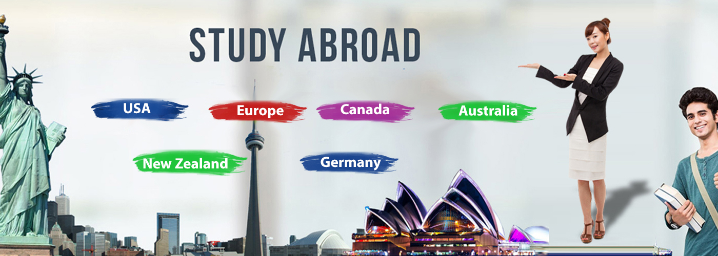 Experience Finest Quality Education With The Help Of Study Abroad Consultant